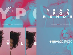 Typo Promo 23435295 Free Download After Effects Project