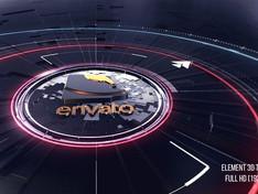 VIDEOHIVE CLOCK COUNTDOWN INTRO V1