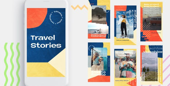 Travel Stories 30607004 Free Download After Effects Project