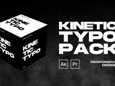 Kinetic Typography 32258597 Videohive – Download After Effects Template