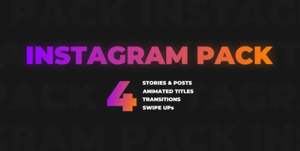 Instagram Pack 31439543 Videohive – Download After Effects Template