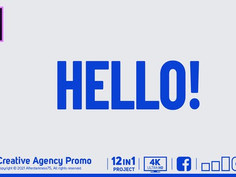 Creative Agency Promo 31828747 Free Download After Effects Project