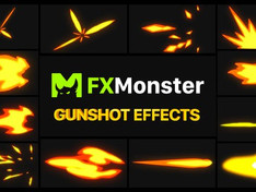 VIDEOHIVE GUNSHOT EFFECTS   AFTER EFFECTS