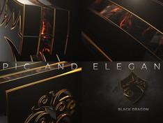VIDEOHIVE EPIC AND ELEGANT LOGO REVEAL