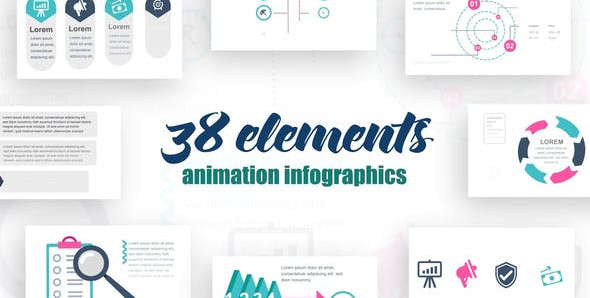 Infographics Vol.9 25567251 Videohive – Free Download After Effects Templates