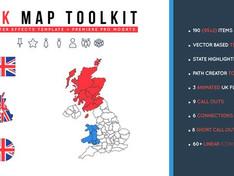 VIDEOHIVE UK MAP TOOLKIT