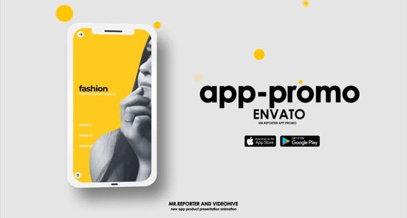 Clean App Promo 0.1 31998262 Free Download After Effects Project