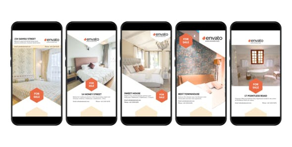 Real Estate Instagram Story 26145969 Free Download After Effects Project