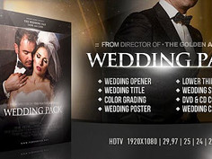 Wedding Pack Two 9201426 Free Download After Effects Project