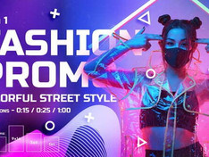 Colorful Street Style Fashion Promo 30028028 Videohive – Download After Effects Template