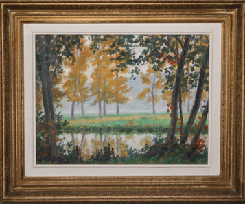 Paysage d'Eure et Loir