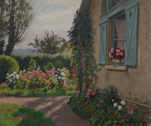 Maison du peintre à Saint-Piat