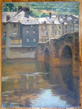 Pont de Liège à Bouillon