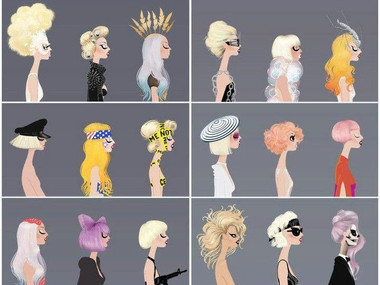 Madonna, Lady Gaga and Me
