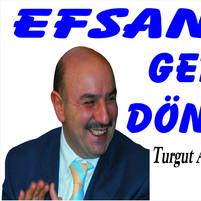 belediye başkan adayı turgut altınok poster afiş branda