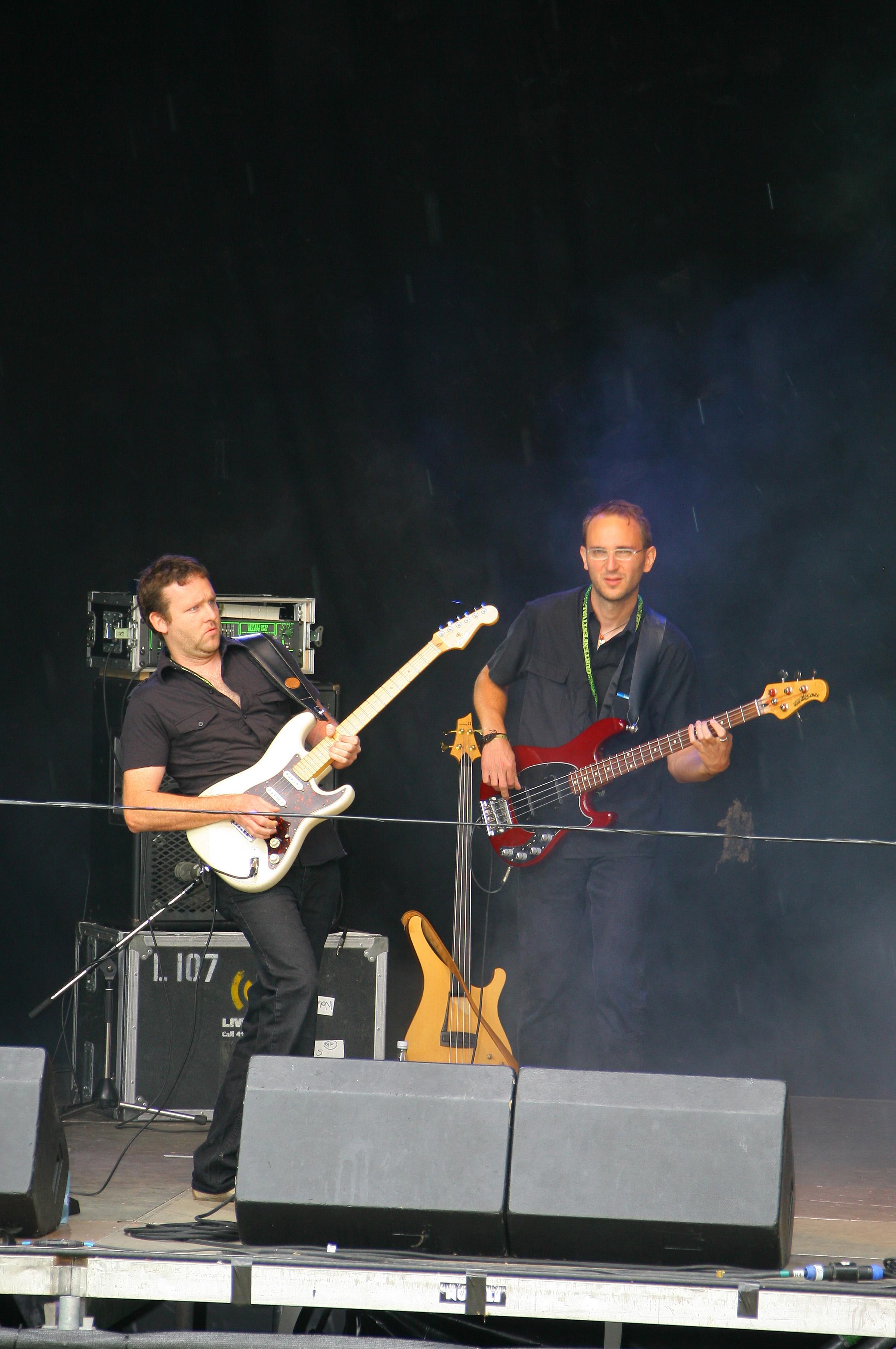 v. l. n. r. Markus, Viktor
