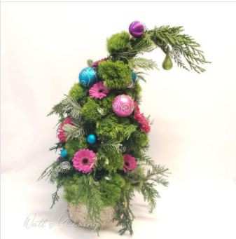 who christmas tree.JPG