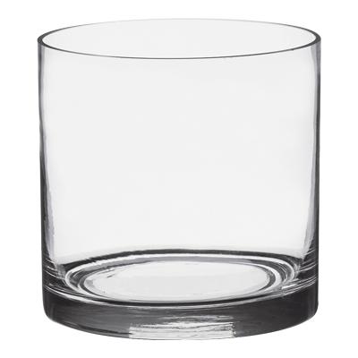 wide cylinder vase