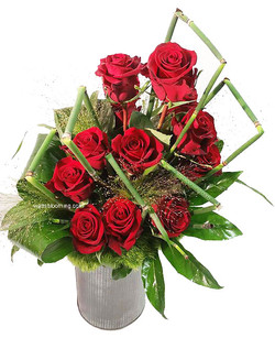 red rose valentines 3