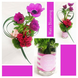 Something cute and sweet for your Valentine... _Call today to prebook your flowers