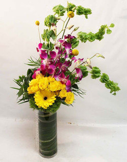A _colorful sympathy__Thanks for your order and sorry for your loss David