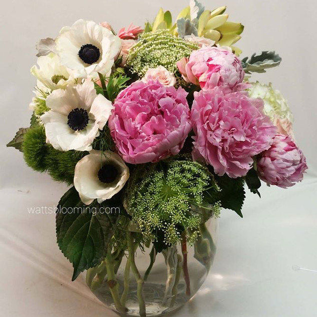 Only when Peonies in season $250
