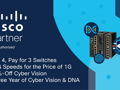 Limited Cisco Offers and Promotions - 2021