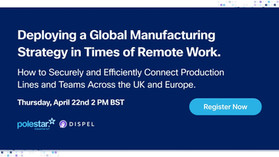 Learning Session: Remote Manufacturing in 2021