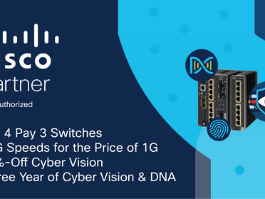 Limited Cisco Offers and Promotions for 2021!!