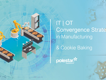 Webinar: IT/OT Convergence Strategy in Manufacturing