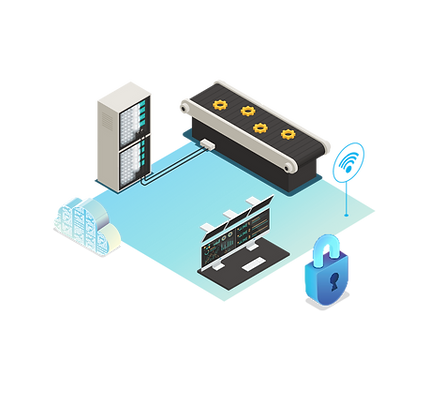 Connect to your ICS and Equipment through Dispel Industrial Secure Remote Access SRA+VDI.
