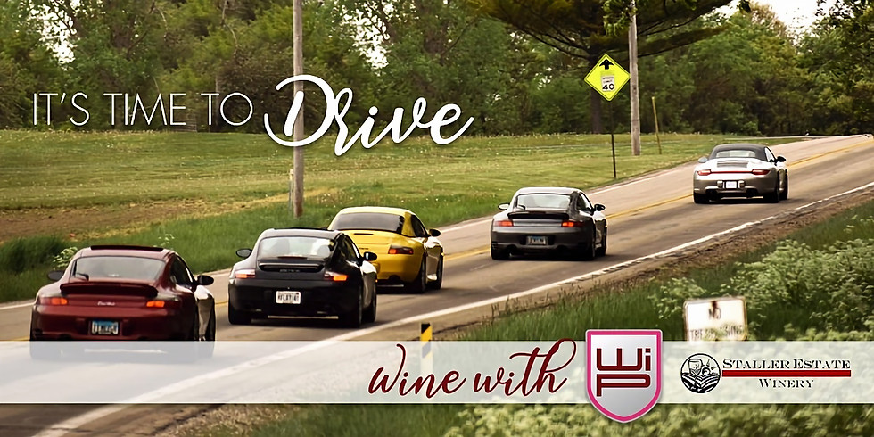 WiP Illinois & WiP Wisconsin Staller Estate Winery Drive