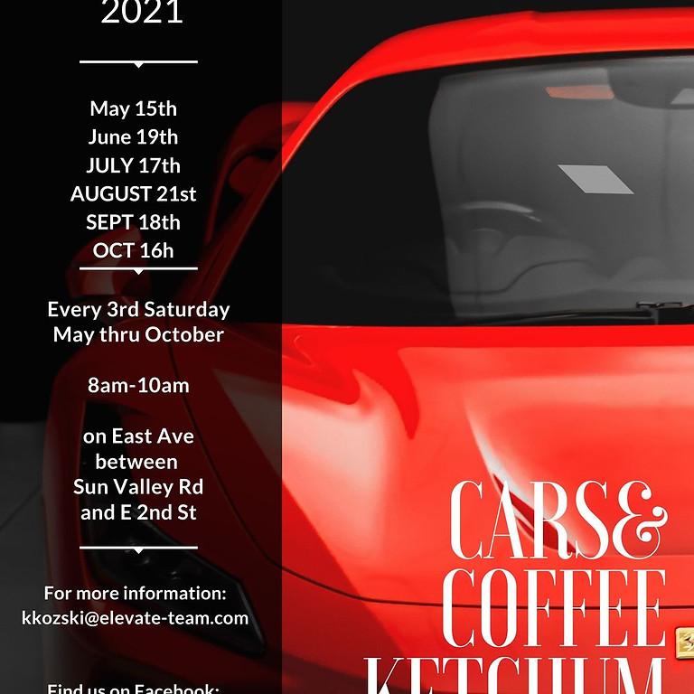 WiP ID: Cars & Coffee Ketchum