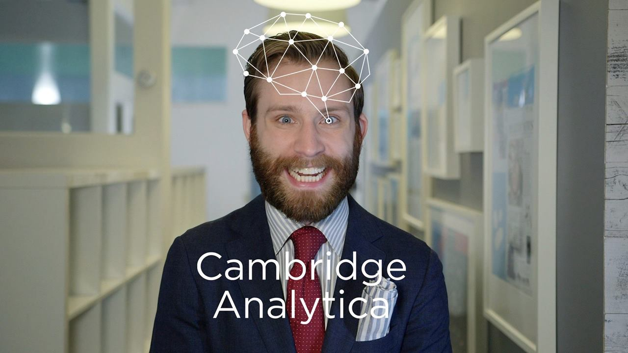 """We Are Cambridge Analytica"""