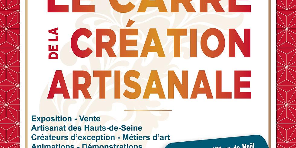 Le carré de la création artisanale - Au coeur du village de Noël de la Défense (1)