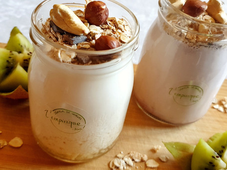 Grâce à nos sirops artisanaux, apportez de nouvelles saveurs à vos yaourts et mueslis