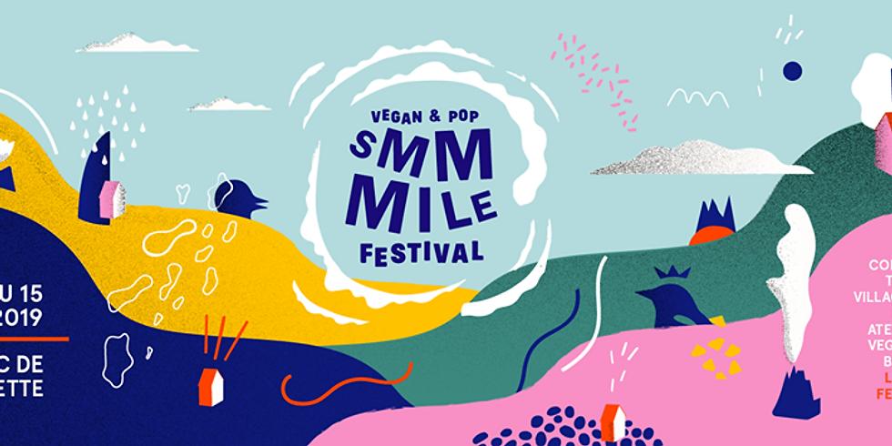 Smmmile Végan & Pop Festival