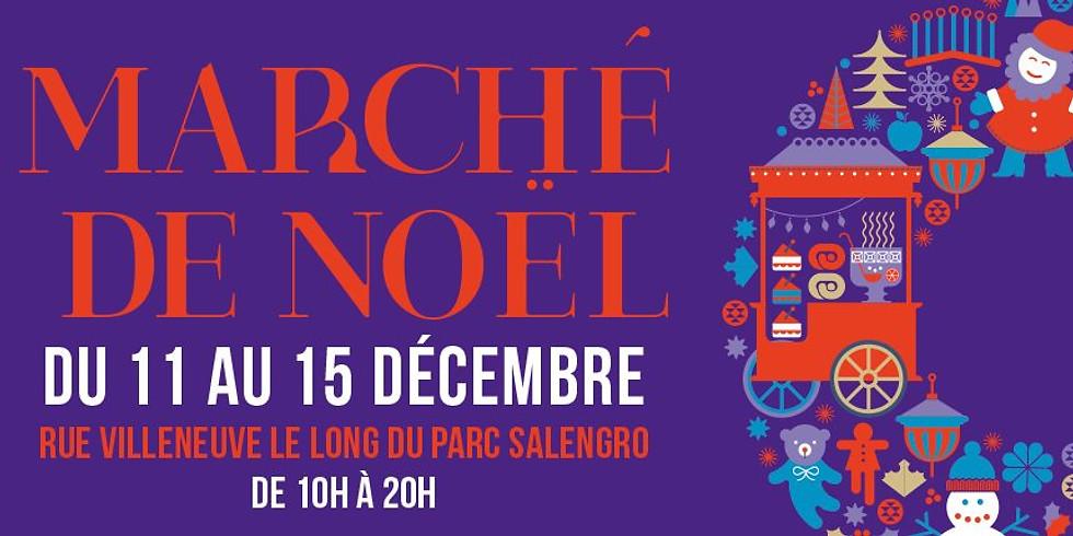 Marché de Noël de Clichy