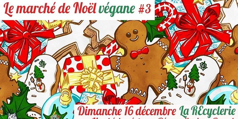 Le marché de Noël végane par Merci Bernard
