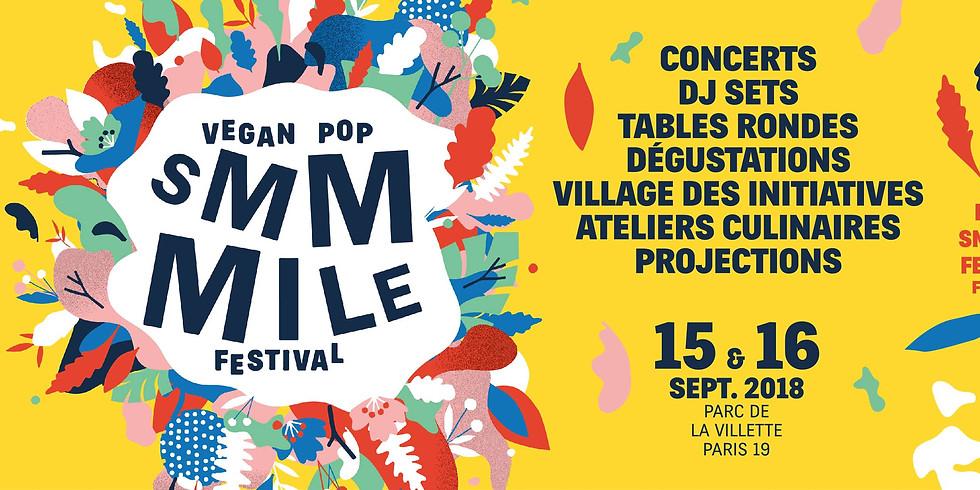 Smmmile Végan Pop Festival
