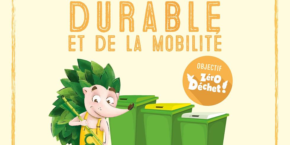 Journée du développement durable et de la mobilité