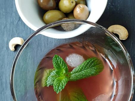 Cocktail rapide pour apéro en visio