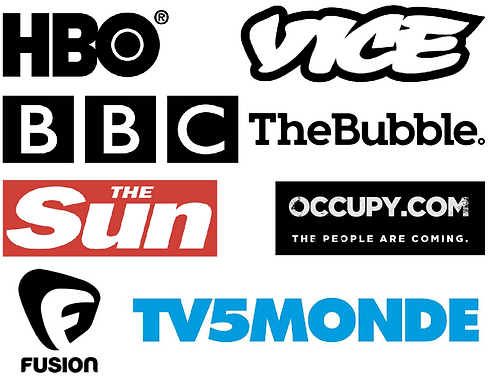 TV channels and media publications where Andrew Gold has worked