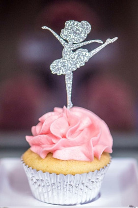 pink ballerina cupcake.JPG