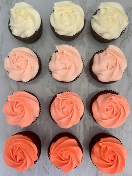 coral ombre cupcakes.jpg