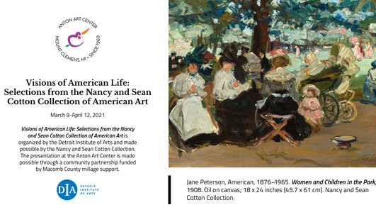 Visions of American Life: Selections from the Nancy and Sean Cotton Collection of American Art