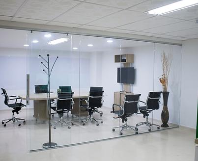 Alquiler de sala de juntas, sala de negocios