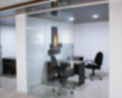 Oficinas de coworking privado