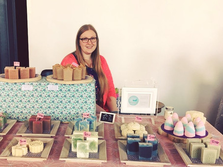 Welcome to my soap blog!