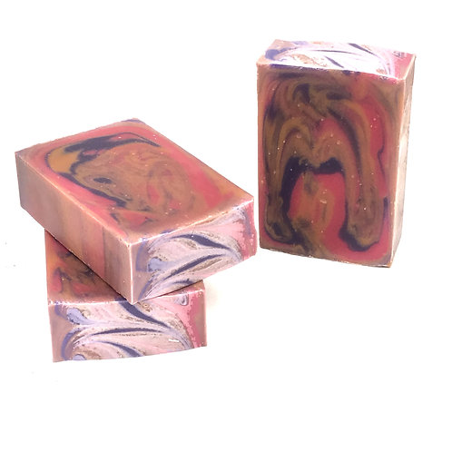 Janis Soap (Orange-Patchouli) (1 piece)